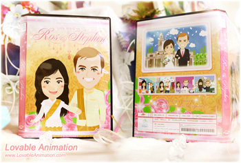 Lovable DVD Box Set #3
