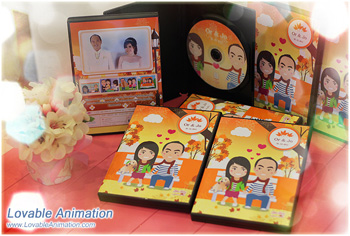 Lovable DVD Box Set #9